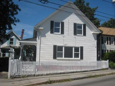Gloucester MA Single Family Home For Sale: $269,000