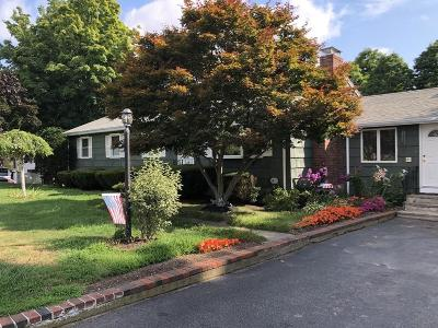 Avon Single Family Home Under Agreement: 365 Page Street