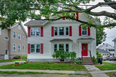 Watertown Condo/Townhouse Under Agreement: 97 Poplar Street #97