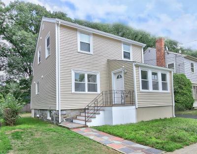 Single Family Home For Sale: 31 Caspar St