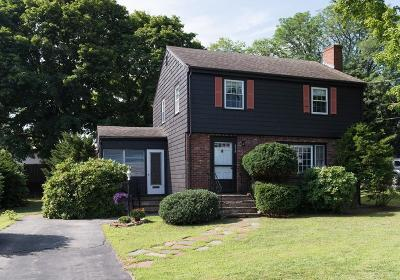 Stoneham Single Family Home For Sale: 438 William St