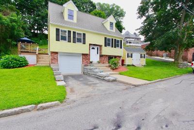Lowell Single Family Home Contingent: 595 E Merrimack St