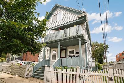 Condo/Townhouse Contingent: 5 Eldridge Rd #2