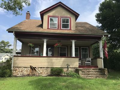 Bourne Single Family Home Price Changed: 8 Puritan Rd