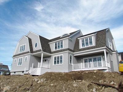 Scituate Single Family Home For Sale: 1 Crescent Avenue #Lot 1
