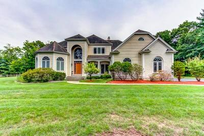 Hopkinton Single Family Home Contingent: 38 Elizabeth Rd