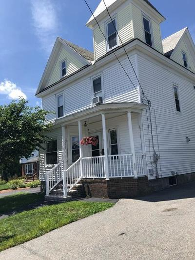 Lowell Single Family Home For Sale: 835 Chelmsford Street
