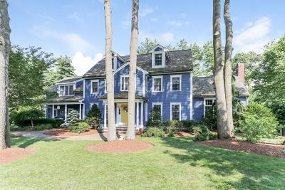 Bridgewater Single Family Home For Sale: 35 Elmwood Way