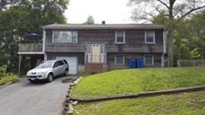 Randolph Single Family Home Under Agreement: 36 Restarick Ave