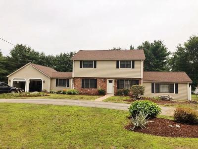 Norton MA Single Family Home For Sale: $449,900