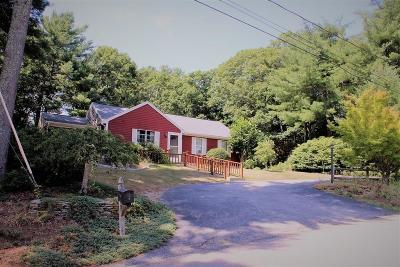 MA-Plymouth County Single Family Home For Sale: 18 North Woods Trail