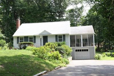 Andover Single Family Home Price Changed: 300 South Main Street