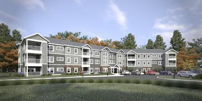 Hanover Condo/Townhouse Under Agreement: 4 Longwood Lane #203