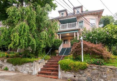 Brookline Single Family Home For Sale: 107 Westbourne Ter #2