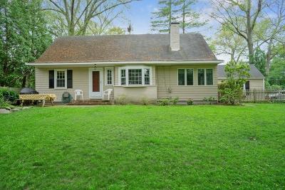 Framingham Single Family Home Under Agreement: 91 Millwood Street