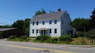 Framingham Multi Family Home Contingent: 96 School St