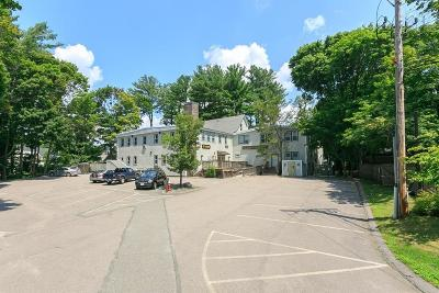 Needham Condo/Townhouse For Sale: 31 Thorpe Rd. #102