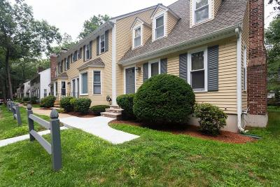 Billerica, Chelmsford, Lowell Condo/Townhouse Under Agreement: 630 Wellman Ave #630