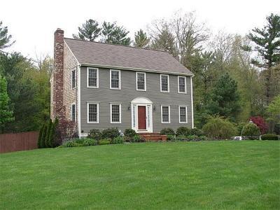 Bridgewater Single Family Home Under Agreement: 35 Glenwood Dr