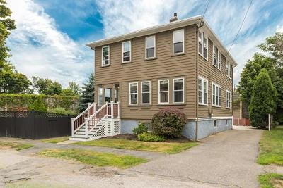 Milton Single Family Home Contingent: 31 Saint Agatha Rd