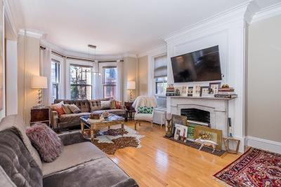 Condo/Townhouse Under Agreement: 14 Hereford St #3