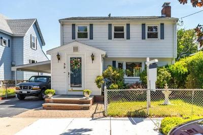 Malden Single Family Home Under Agreement: 59 Bowman Street