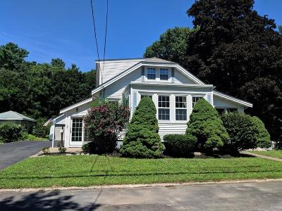 Natick Single Family Home Under Agreement: 9 Oak Knoll