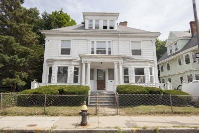 MA-Suffolk County Single Family Home For Sale: 111 Hutchings St