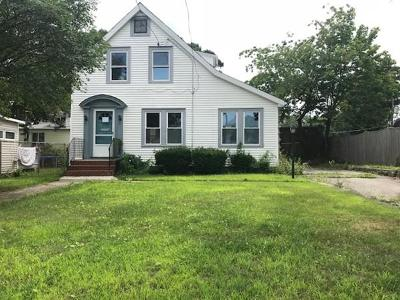 Quincy Single Family Home Under Agreement: 547 Sea St