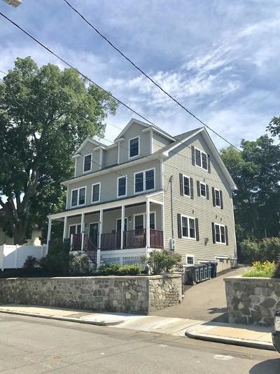 Condo/Townhouse Contingent: 34 Rockne Ave #1
