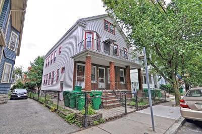 Medford Multi Family Home Under Agreement: 68 Bristol Road