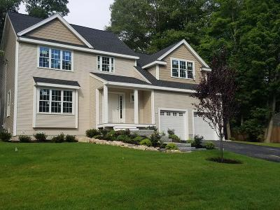 Natick Single Family Home For Sale: 29 Brookdale Road