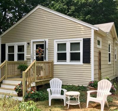 Hingham Single Family Home Under Agreement: 1007 Main Street