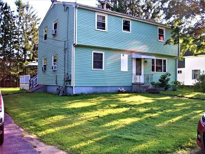 Westborough Multi Family Home Under Agreement: 13 Baker Way