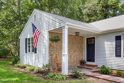 Sandwich Single Family Home Under Agreement: 32 Piccadilly Road
