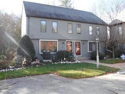 Norton MA Condo/Townhouse For Sale: $275,000