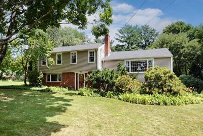 Wenham, Hamilton Single Family Home For Sale: 22 Puritan Road