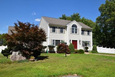 Randolph Single Family Home Under Agreement: 18 Margaret Rd