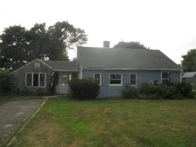 Falmouth Single Family Home For Sale: 28 Vidal Avenue