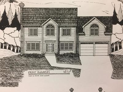Milford Single Family Home Under Agreement: 59 Field Pond Road- Lot 17