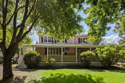 Hingham Single Family Home Under Agreement: 78 Cross Street
