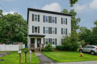 Billerica Condo/Townhouse For Sale: 14 Mellon Rd #A