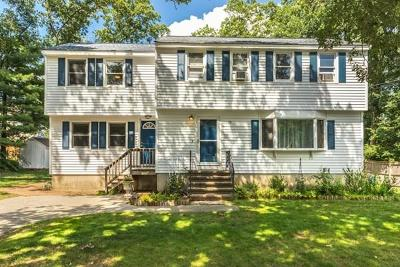 Billerica Single Family Home For Sale: 70 Wildcrest Ave