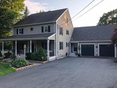 Middleboro Single Family Home For Sale: 34 Vernon St