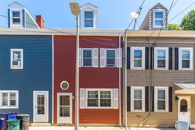 Boston Single Family Home Under Agreement: 62 Bolton St