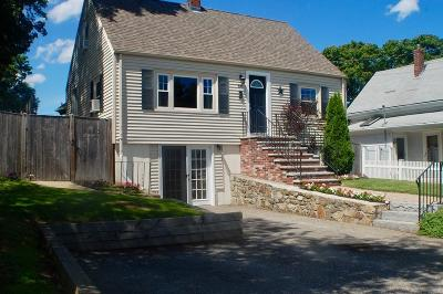 Braintree Single Family Home For Sale: 68 Pleasant View Ave.