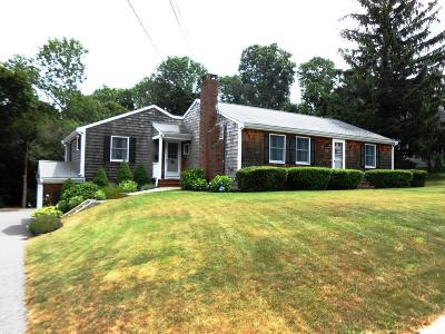 Plymouth Single Family Home Under Agreement: 52 Olmstead Ter
