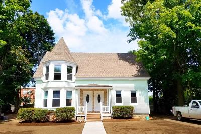 Stoughton Multi Family Home Under Agreement: 54-56 Seaver Street
