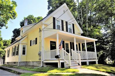 Bridgewater Single Family Home Under Agreement: 140 Maple Ave