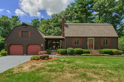Billerica Single Family Home For Sale: 3 Angela Lane